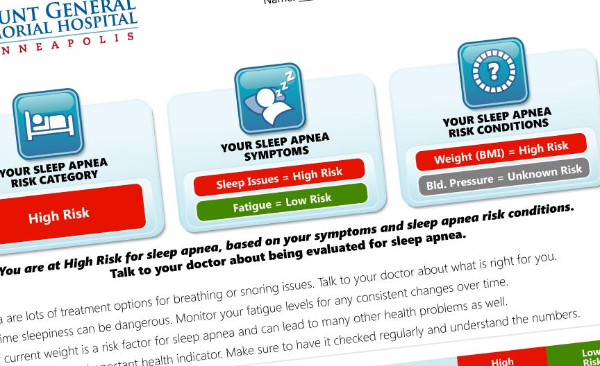 Sleep Apnea Profiler