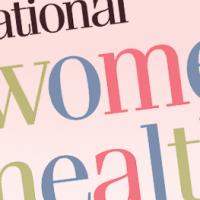 Disease Prevention is Key Message of Women's Health Week