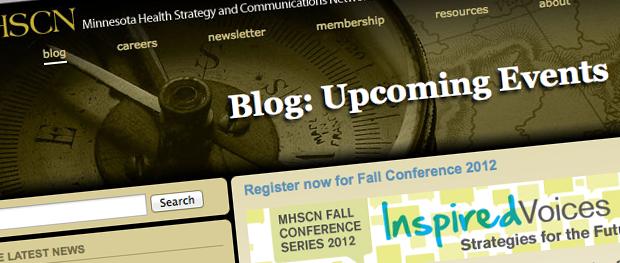 MHSCN Fall Conference on November 8