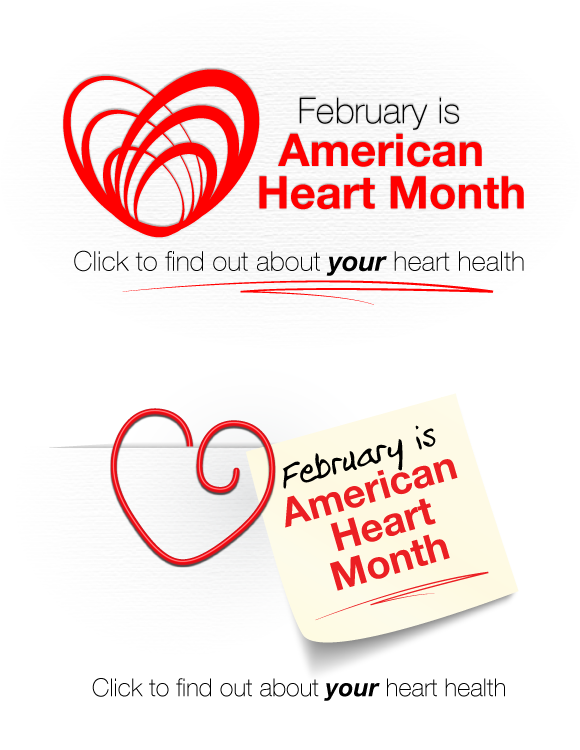 American Heart Month & Heart Health