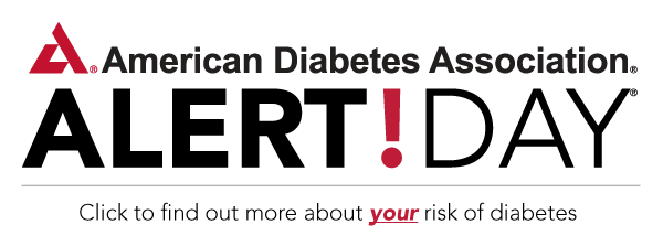American Diabetes Alert Day on geo health care