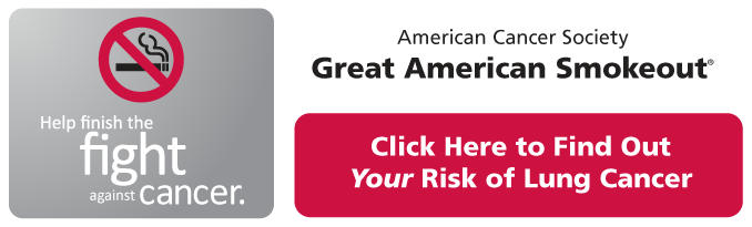 Great American Smokeout®