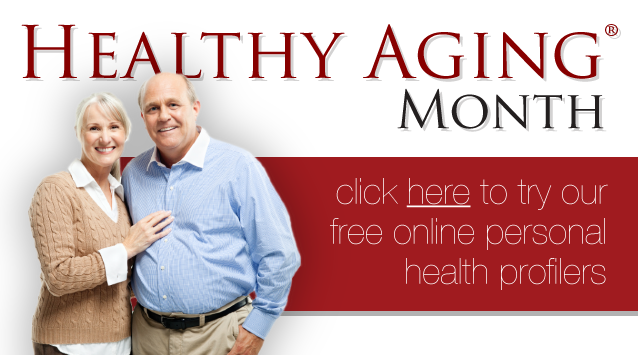 Healthy Aging® Month