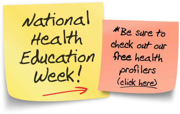 National Health Education Week - Medicom Health Interactive