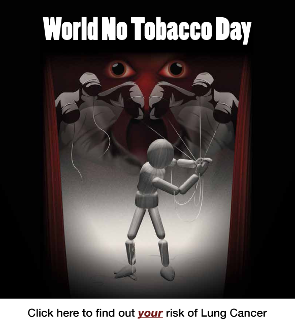 World No Tobacco Day & Lung Cancer
