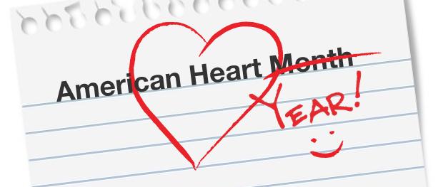 American Heart Year