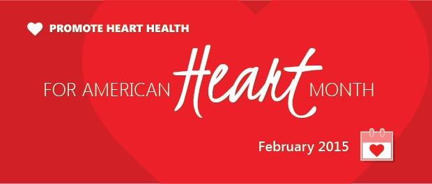 Heart Month - 2015