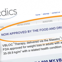Congratulations to EnteroMedics® on Your FDA Approval!