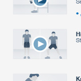 Knee & Hip Self-Care—Exercise Videos