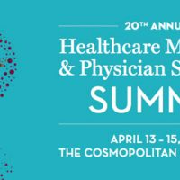 Visit Us At The Healthcare Marketing and Physicians Strategies Summit