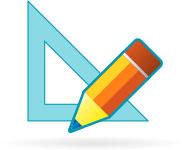 pencil-triangle