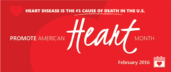 Heart Health Month 2016