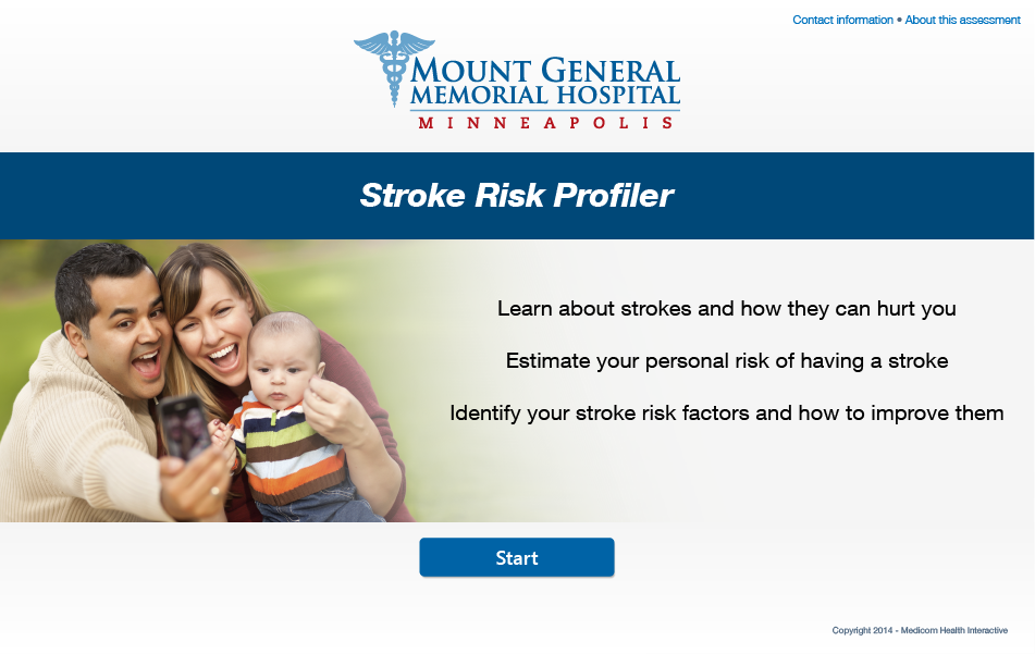 Stroke Risk Profiler