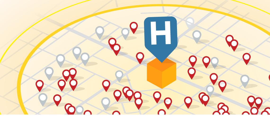 Geo-targeting for Healthcare Marketing