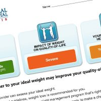 Healthy Weight-Range Assessment
