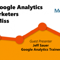 Webinar: 5 Advanced Elements of Google Analytics
