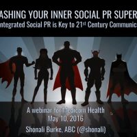 Webinar: Unleashing Your Inner Social PR Superhero