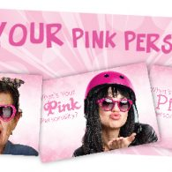 Pink Personality Campaign