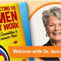Webinar: Why Marketing to Women Doesn't Work