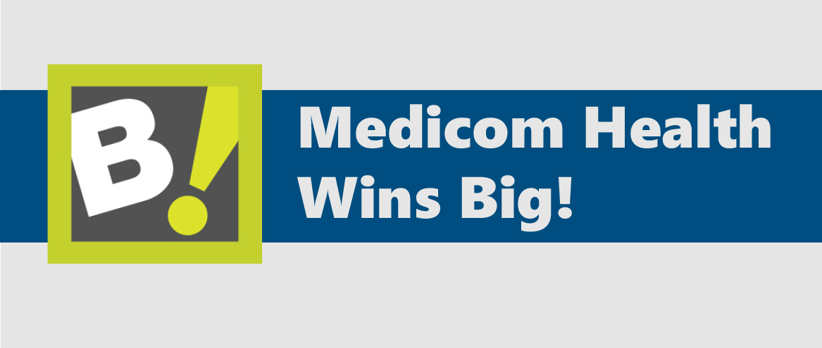 Medicom Health Wins BOLD Award
