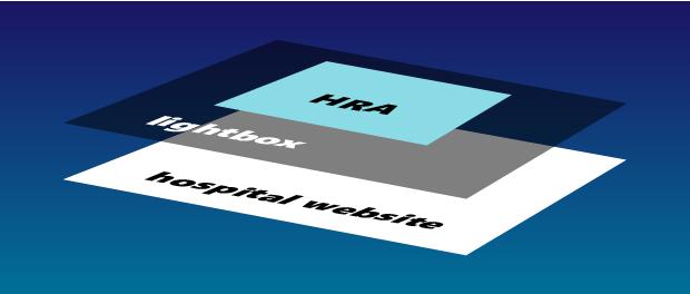 Best Practice: Run Your HRAs in Lightbox Mode