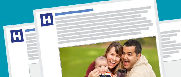 Tip: Customizing Your Facebook Share