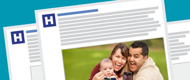customizing your facebook share