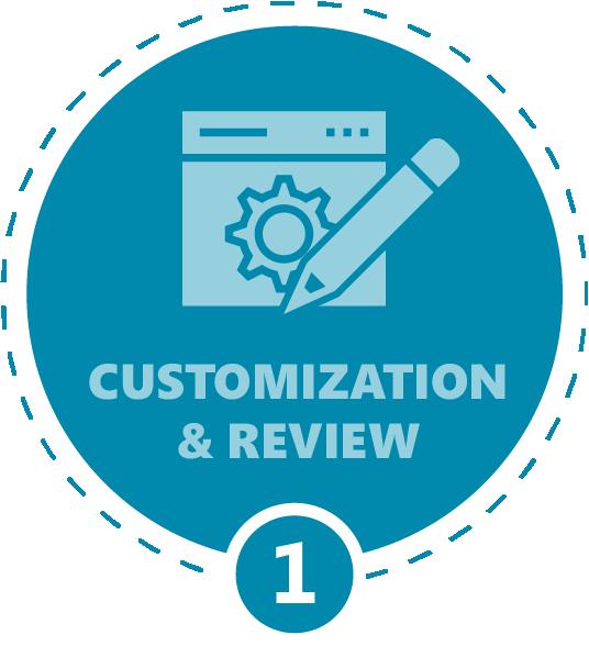 customization & review