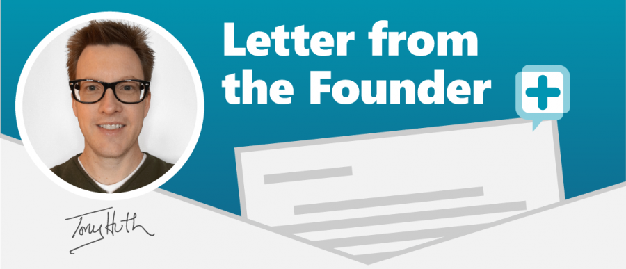 Letter from the Founder