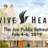 thought leadership at Joe Public retreat 2019