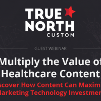Webinar: Multiply the Value of Healthcare Content