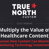 March 2109 webinar - True North Custom