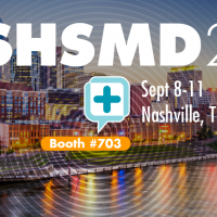 Visit Our Booth at SHSMD Connections 2019 in Nashville