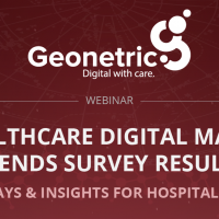 2019 Healthcare Digital Marketing Trends Survey Results