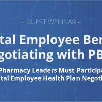 Hospital Employee Benefits: Negotiating with PBMs