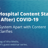 Make Your Hospital Content Stand Out During (and After) COVID-19