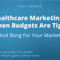 Finding Healthcare Marketing Partners When Budgets Are Tight