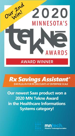Medicom Health Wins a Second Tekne Award