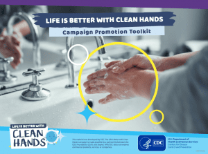 National Handwashing Awareness Week materials