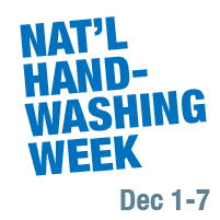 Free CDC Campaign Materials Are Great for National Handwashing Awareness Week
