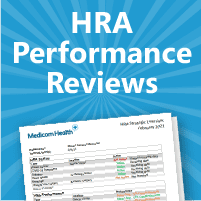 New 90-Day HRA Performance Reviews with Clients