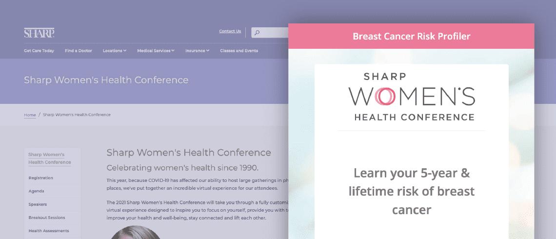 Sharp HealthCare's Inspiring Women's Health Conference