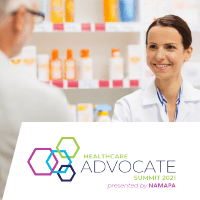 Visit with us at Healthcare Advocate Summit 2021