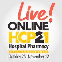 Visit us virtually at HCP21